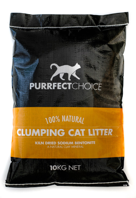 Purrfect Choice Clumping Cat Litter