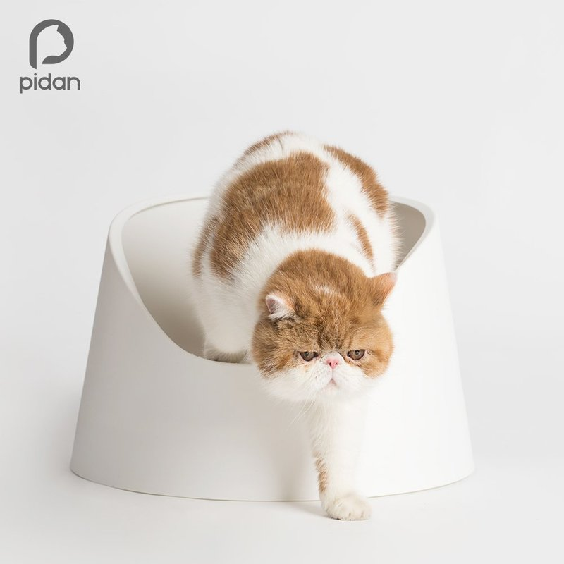 Pidan Snow Mountain Cat Litter Box