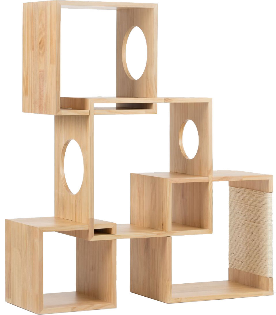 Geometrical Cat Tree by Pidan Paris