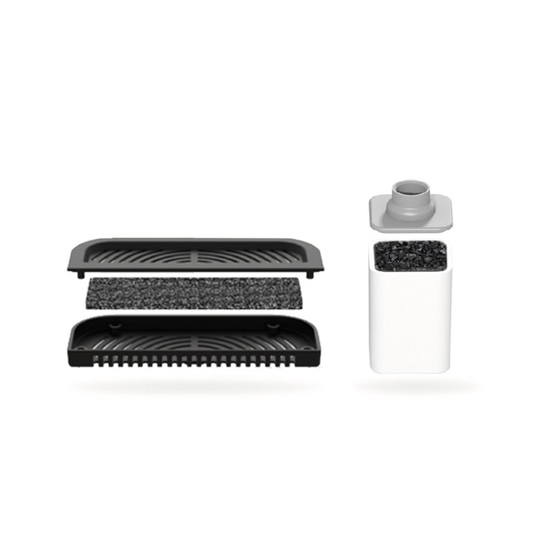 Pidan Fountain 3 Layer Replacement Filter