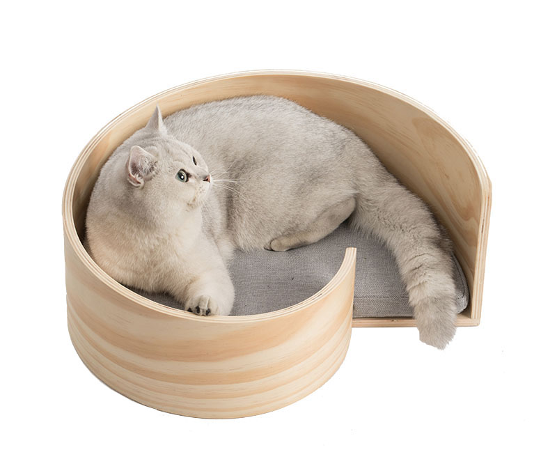 Spiral Cat Bed by Pidan
