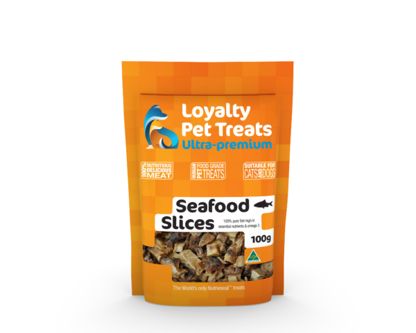 Seafood Slices - 100g