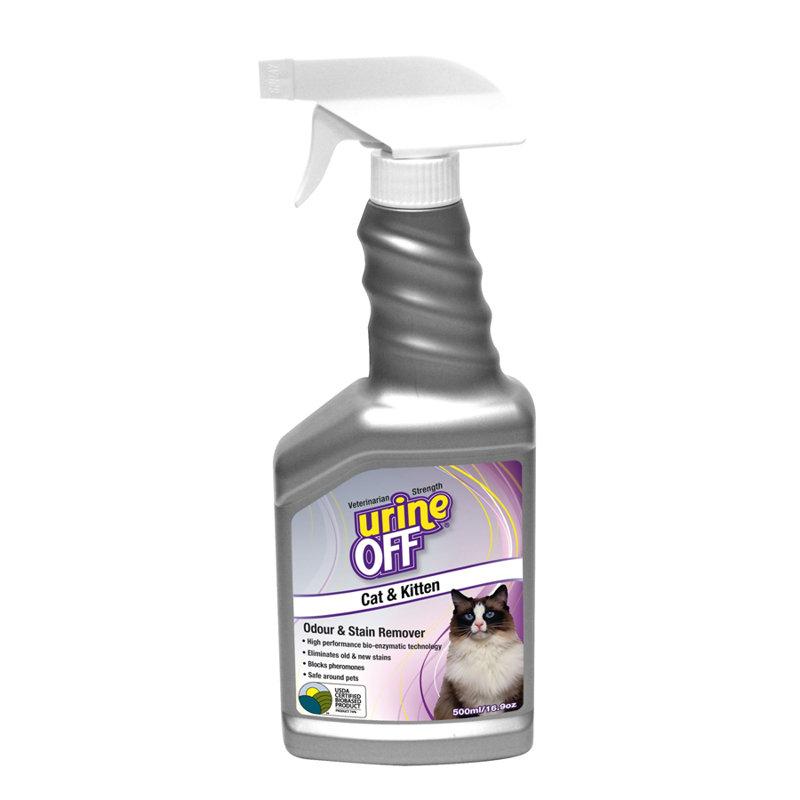 Urine Off for Cats - Spray 500ml