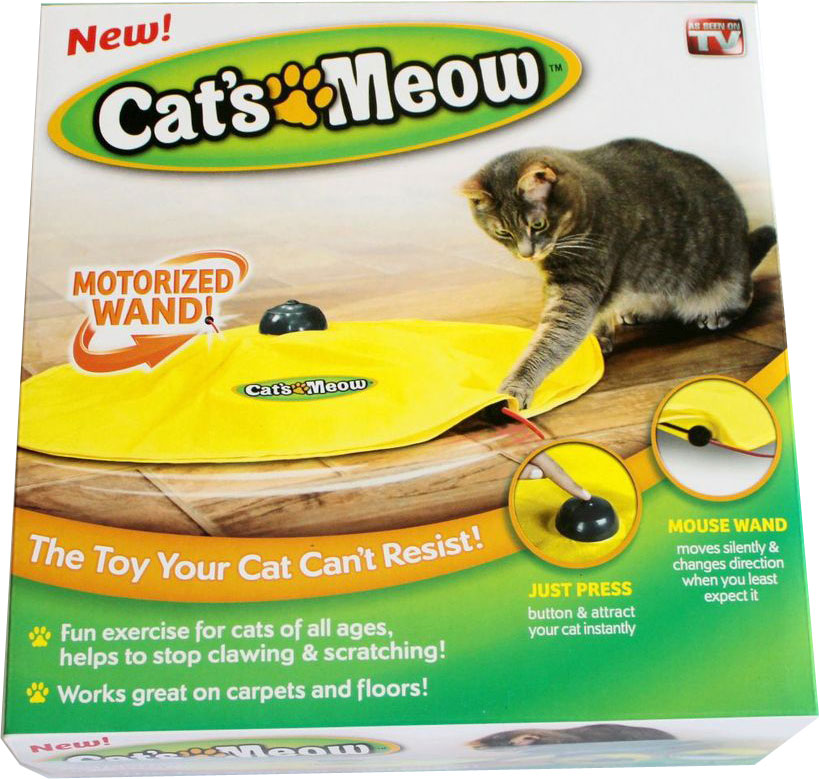 Cats Meow Toy - The original, now in Australia