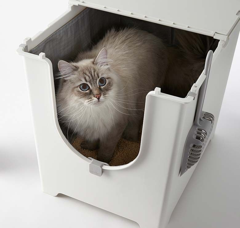 Flip Litter Box by Modkat